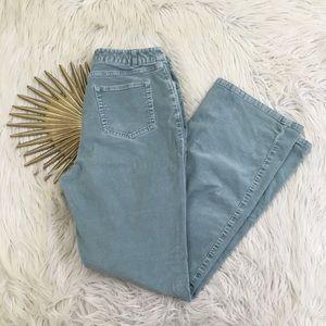 J Jill Womens Size 6 Corduroy Pants